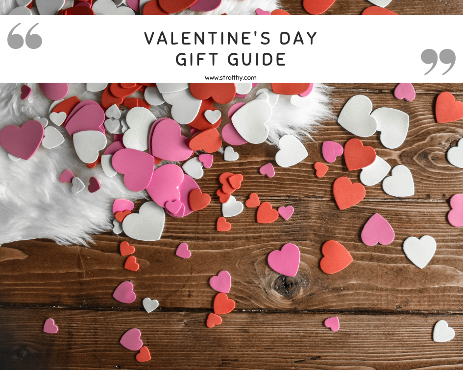 Valentine's Day Gift Guide // 2019