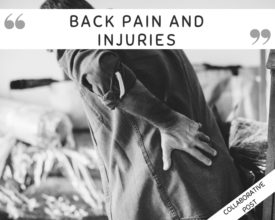 Back pain and injuries